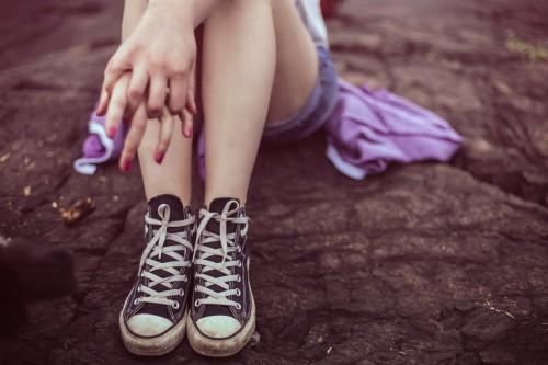 Shoe Footwear Shoes Covering Lace #1