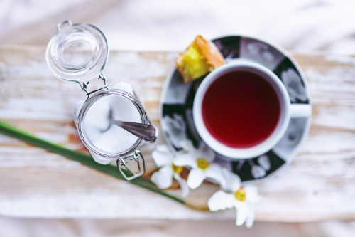 Cup Tea Breakfast Drink Food Meal #1