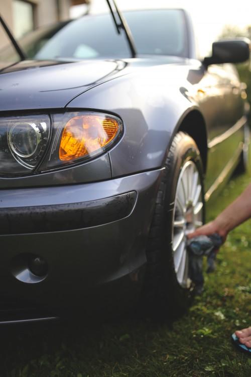 Car Bumper Vehicle Auto Automobile - Free Photo 1