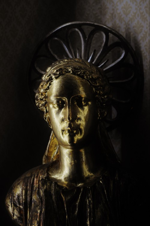 Sculpture Religion Statue Gold Art - Free Photo 1