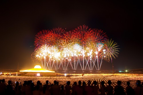 Lighting Firework Night Apparatus Fireworks Festival Celebration Holiday Equipment - Free Photo 1
