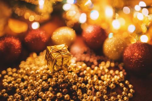 Holiday Decoration Celebration Light Shiny Star #1