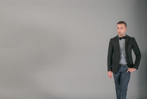 Suit Man Garment Person Businessman Business Male Adult #1