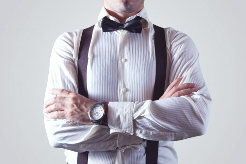 Necktie Garment Man Person Male