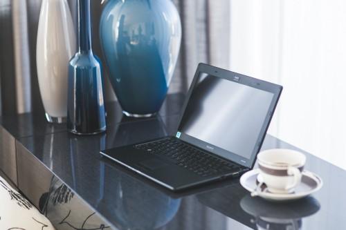 Computer Laptop Notebook Keyboard Technology Monitor - Free Photo 1