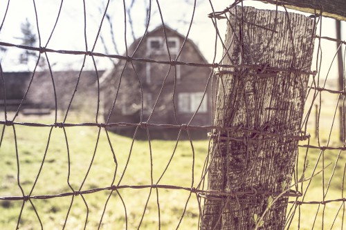 Barrier Fence Obstruction Structure Net - Free Photo 1