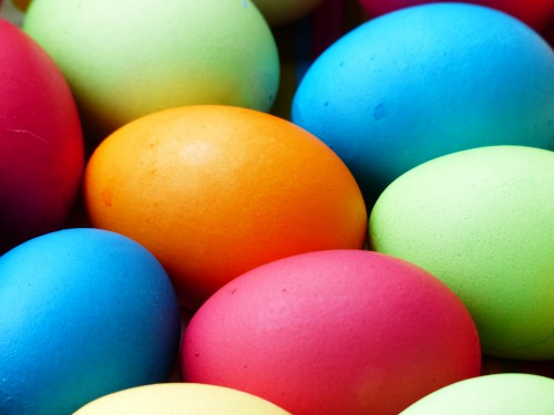 Egg Eggs Food Easter Chicken Color Yellow #1