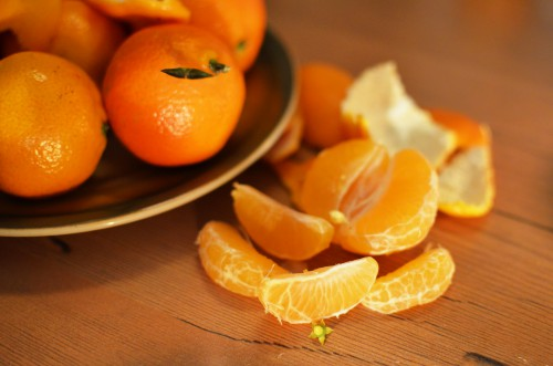 Mandarin Citrus Fruit Tangerine Orange Healthy Diet Juicy Vitamin - Free Photo 1