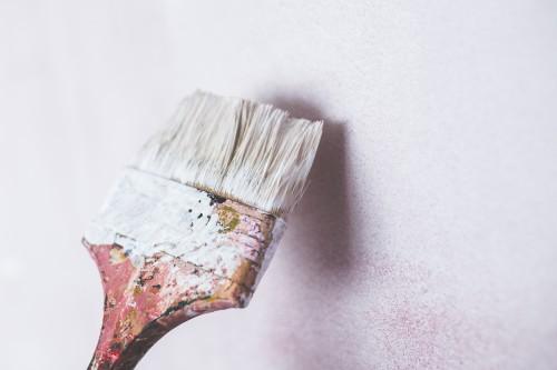Brush Applicator Paintbrush Paint Tool Painter Color #1