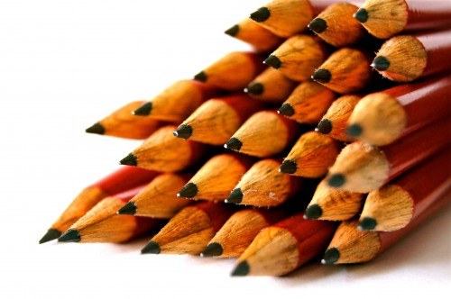 Pencil Food Brown Close Seed Heap Healthy #1
