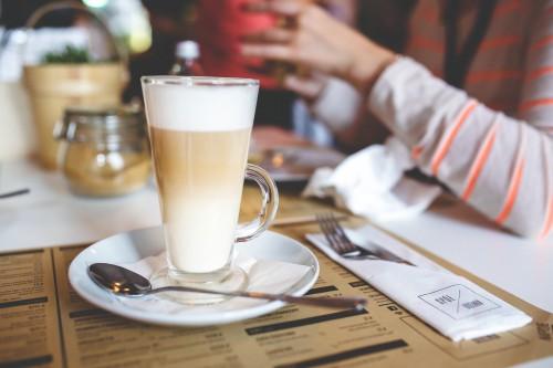 Drink Glass Eggnog Beverage Punch Alcohol Cup Food #1
