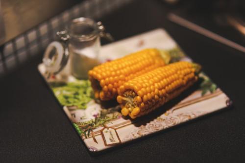 Kernel Corn Grain Seed Fruit Food Healthy Cob #1