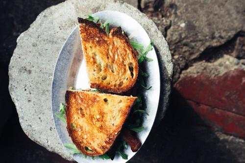 Food Dinner Meal Cuisine Meat Fastener Lunch Bread Plate Restaurant #1