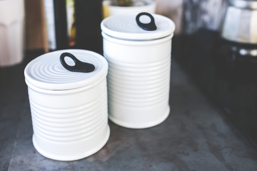 Tissue Paper Container Can Metal Tin Towel - Free Photo 1