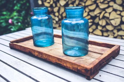 Saltshaker Container Shaker Bottle Glass Vessel Jar Water - Free Photo 1