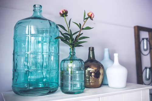 Jug Bottle Vessel Container Glass - Free Photo 1