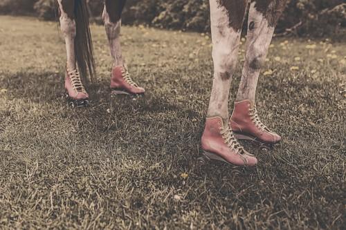 Boot Starfish Footwear Covering Texture Echinoderm Summer #1