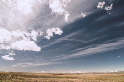 Sky Atmosphere Clouds Landscape Cloud - Free Photo 1