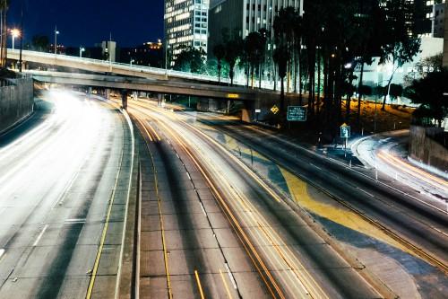 Track Road Transportation Travel Traffic - Free Photo 1