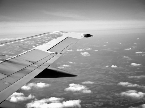 Airfoil Wing Device Sky Landscape Sea Ocean Water Beach Travel - Free Photo 1