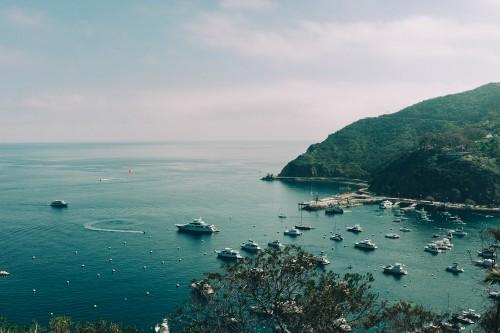 Promontory Ocean Sea Cape Coast Water Beach Landscape Coastline Island #1