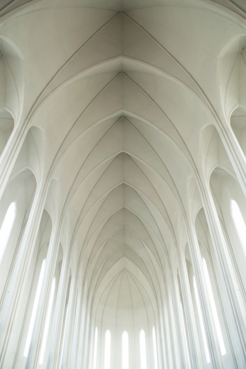 Vault Roof Covering Architecture Church Tracery Building Old Religion #1