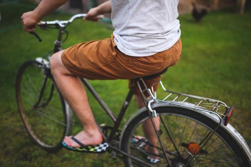 Bicycle Bike Mallet Stick Seat - Free Photo 1