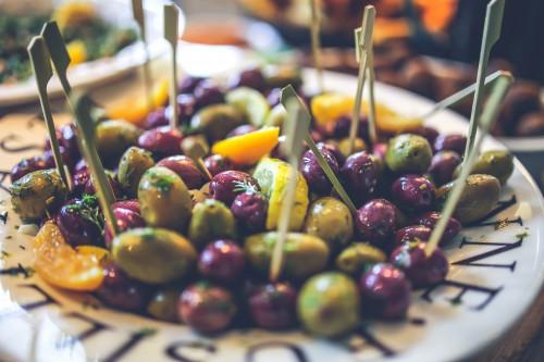 Olive Fruit Food Healthy Fresh Diet #1
