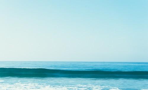Ocean Beach Sea Sand Coast Water Sky Tropical Wave Vacation - Free Photo 1