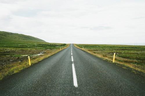Expressway Road Landscape Sky Asphalt Highway Rural Horizon Travel #1