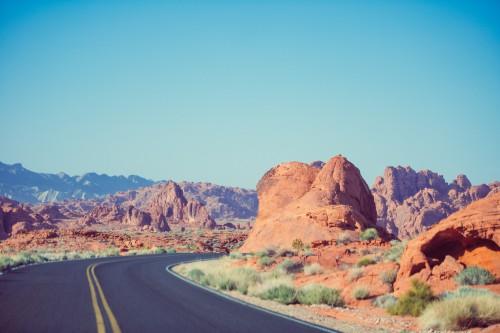 Canyon Sand Landscape Rock Desert Mountain Park - Free Photo 1