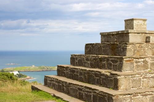 Rampart Fortress Castle Architecture Wall Stone #1