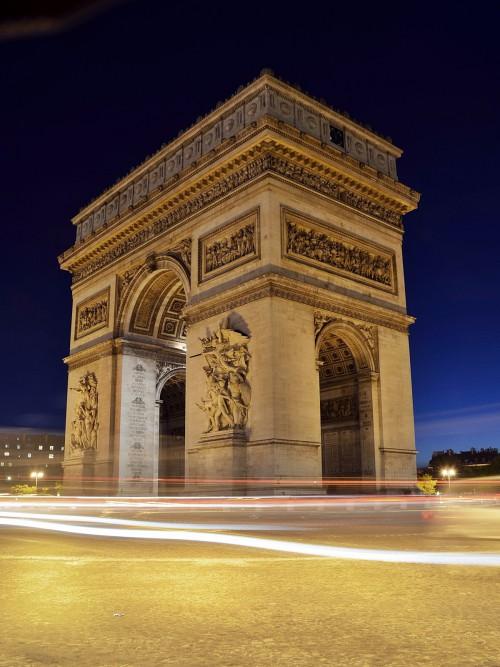 Arch Memorial Structure Architecture Landmark Monument Building City Tourism - Free Photo 1