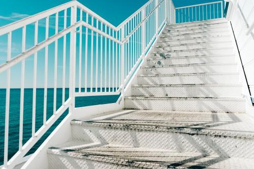 Support Step Device Architecture City Building Bridge Urban Structure Sky #1