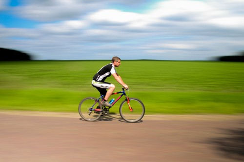 Sport Bicycle Cyclist Bike Cycling Cycle - Free Photo 1