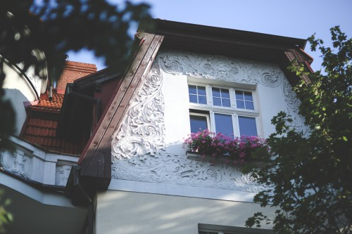 Architecture Building House Structure Snow #1