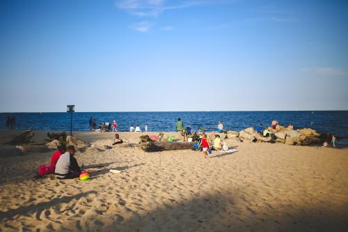Beach Seaside Ocean Sand Sea Vacation #1