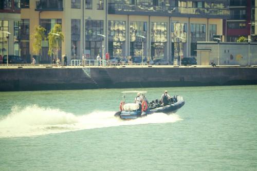 Hovercraft Boat Craft Vehicle Water Go-kart River #1
