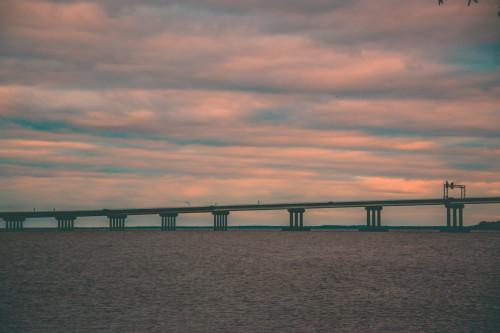 Pier Support Device Water Ocean Sea Sky - Free Photo 1