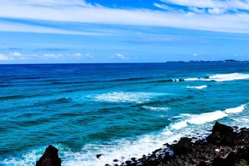 Shoreline Landscape Ocean Sea Beach #1