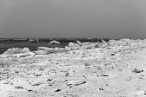 Sand Snow Beach Water Sea Landscape Ocean #1