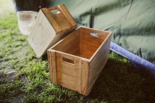 Box Container Hamper Crate Basket #1